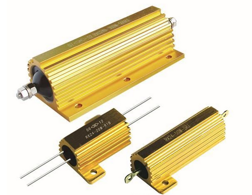黄金铝壳电阻厂家的接法