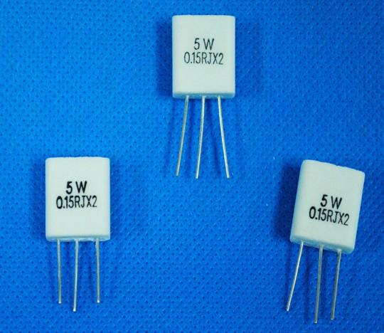 无感电阻厂家常见的四种类型