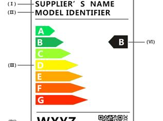 照明类产品ErP新法规