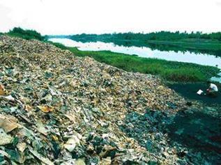 固废污染检测