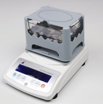 怎么测试密度小于一的固体密度?