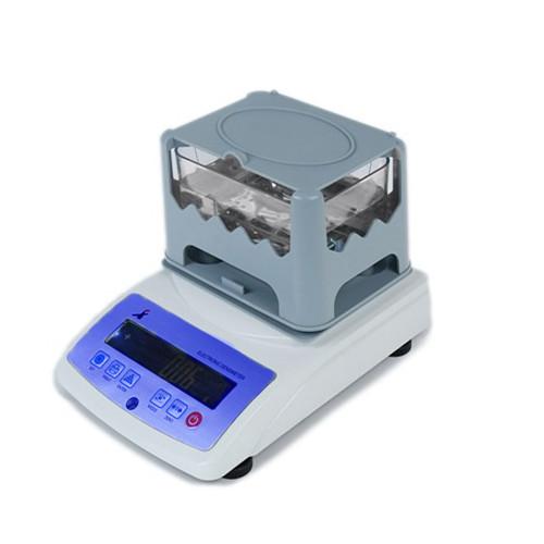 PE颗粒/PP颗粒/聚乙烯颗粒密度计操作步骤