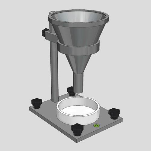 氧化鋁流動性測量儀