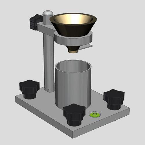 農藥粉體流動性測定儀