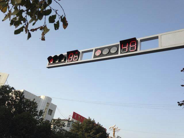新疆框架灯安装案例