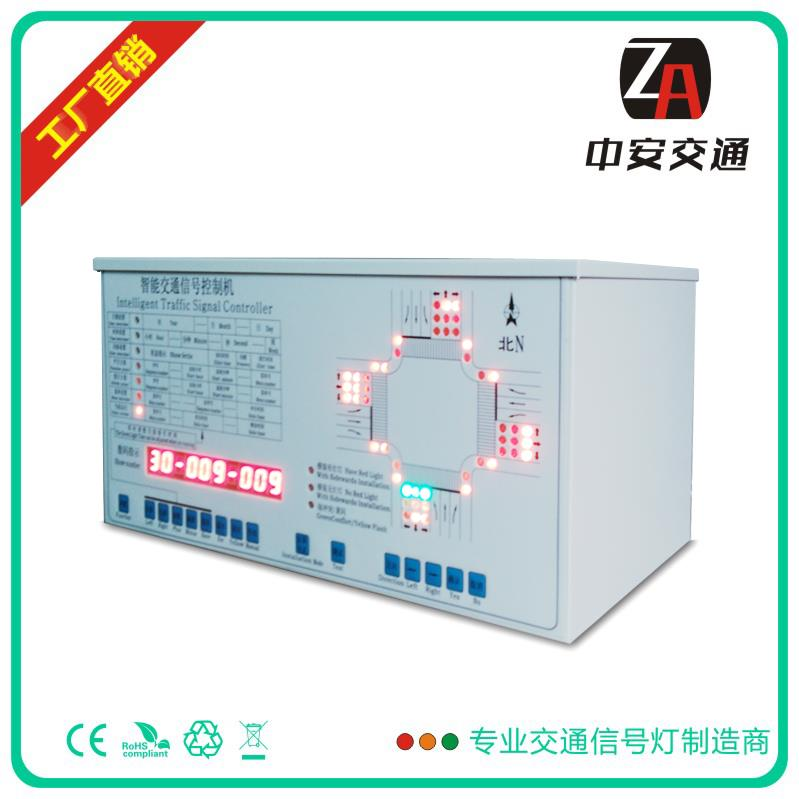 22 outputs Fixed Time traffic Signal controller