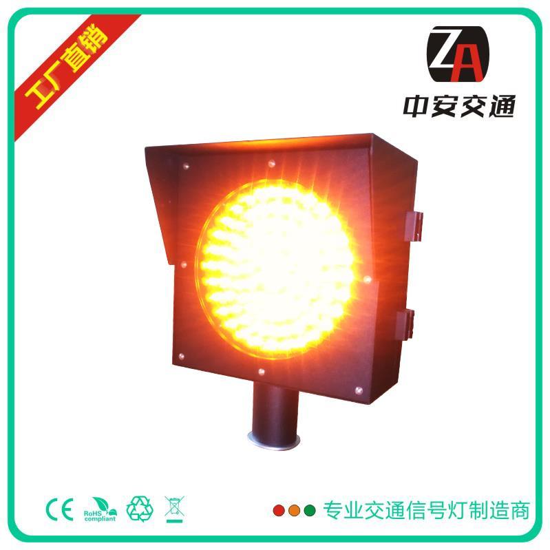 高速公路黄色闪烁警示雾灯,公路雾灯